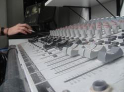 K9 Estúdio - Sala de Mixagem