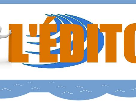L'édito by DG CONSEIL (6-2020) : coquillages et crustacés !