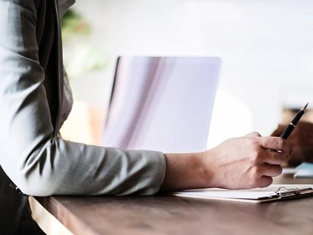 Allégez vos lettres de motivation : 4 thèmes à ne plus y aborder !