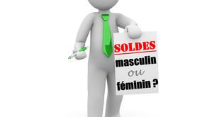 """Pas de pitié pour les fautes d'orthographe : """"soldes"""", masculin ou féminin ? (mise à j"""