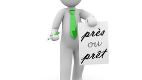 Pas de pitié pour les fautes d'orthographe : près ou prêt ? (#Rediff)