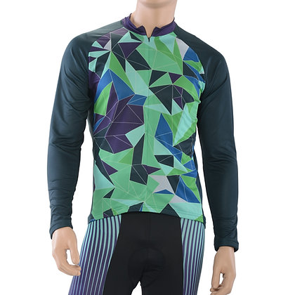 Club Long Sleeve Cycling Jersey