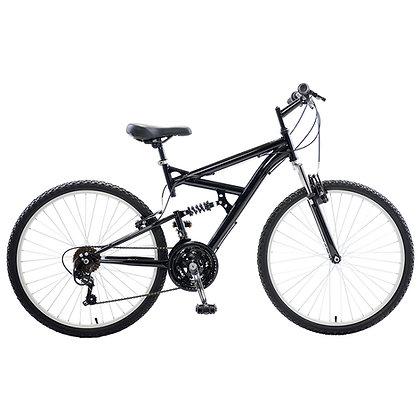 "26"" Full Suspension Mountain Bike"