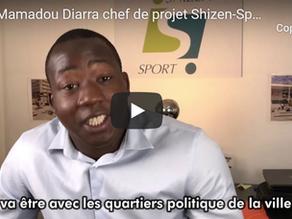 Interview de Mamadou Diarra, chef de projet du Shizen-Sport-Truck®