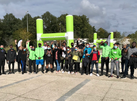 Les recrutements par le sport au pied des immeubles de Limoges!