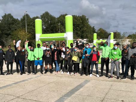 Les recrutements par le sport au pied des immeubles de Limoges !