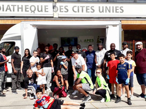 Les cités unies de Savigny-Le-Temple avec Grand Paris Sud