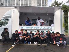 Le_Shizen_Sport_Truck_au_Lycée_Léonard