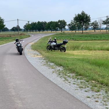 Tagestour entlang der Elbe 2020