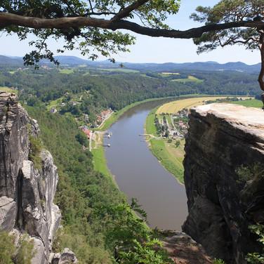Tagestour ins Elbsandsteingebirge 2019