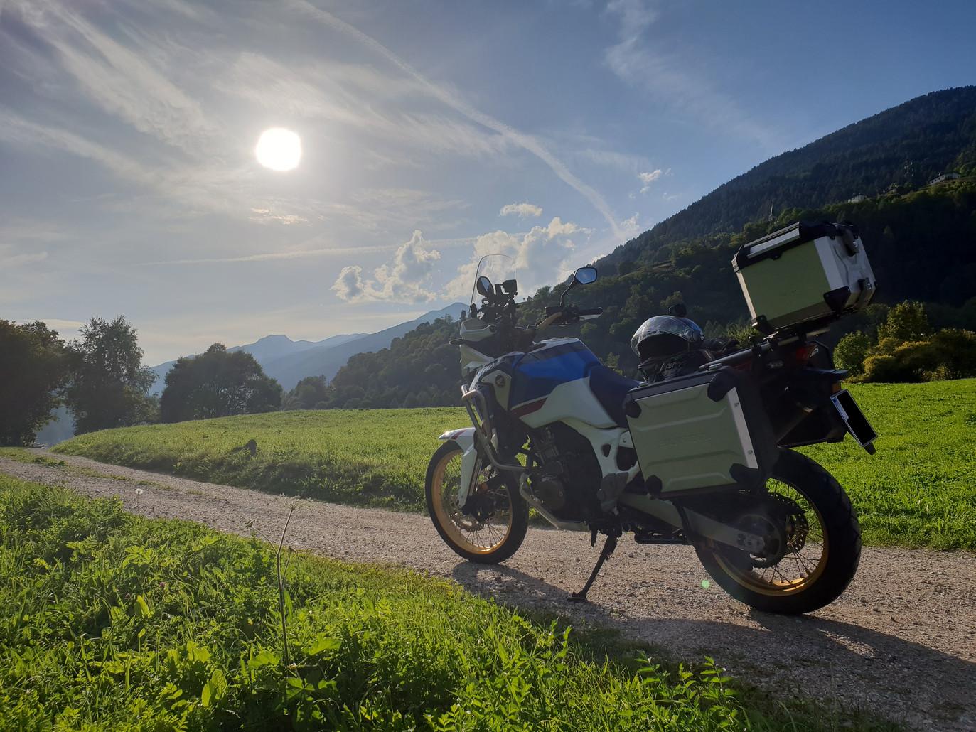 Auf dem Weg nach Ponte Di Legno