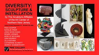 2020 Sculpture Affiliates Postcard media