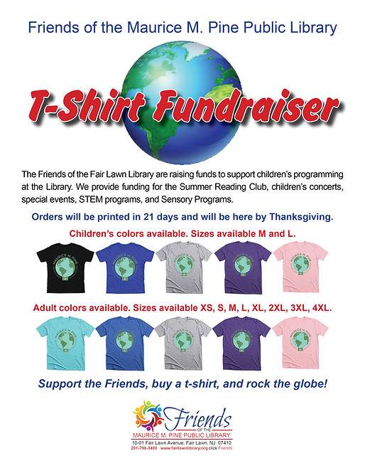 Friends T-Shirt Fundraiser.jpg