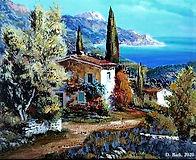 Cypresses, Barli - 8 X 10.jpg