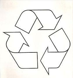 250px-Original_recycling_logo_.JPG