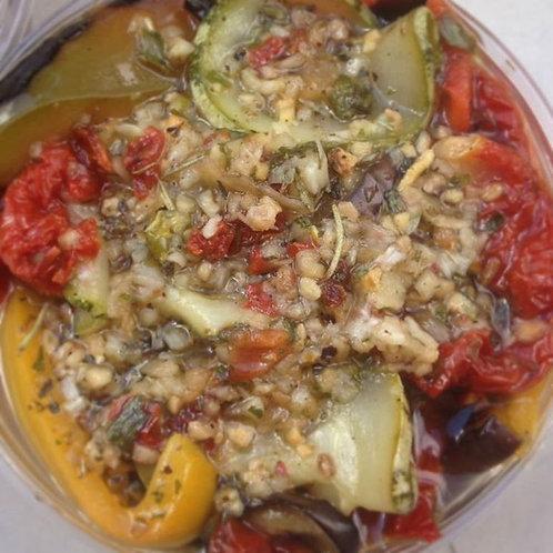 Antepasto Italiano de Vegetais Mix