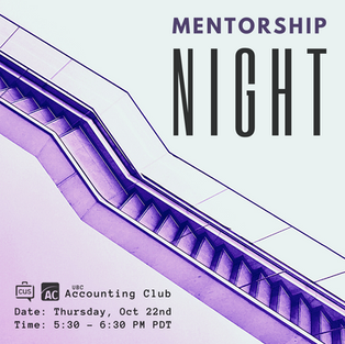 MENTORSHIP NIGHT