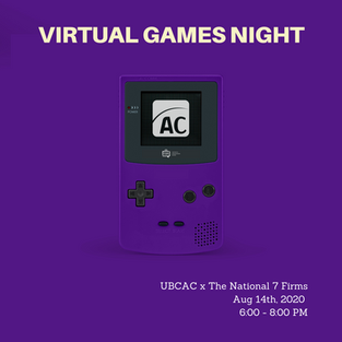 VIRTUAL GAMES NIGHT