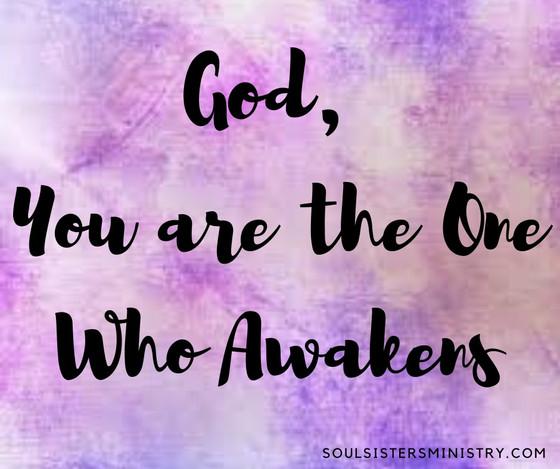 Forty Days of Praise -- Awakens