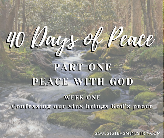 Forty Days of Peace - Day 4