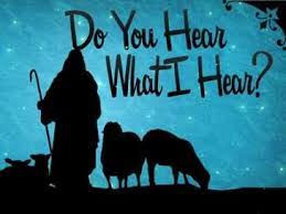 Songs for Our Savior: Do You Hear What I Hear?