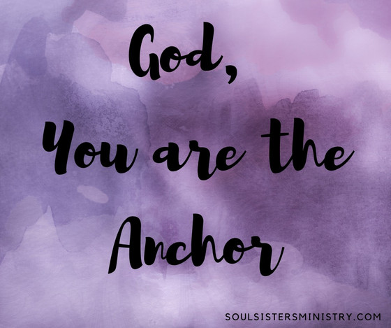 Forty Days Of Praise - Anchor