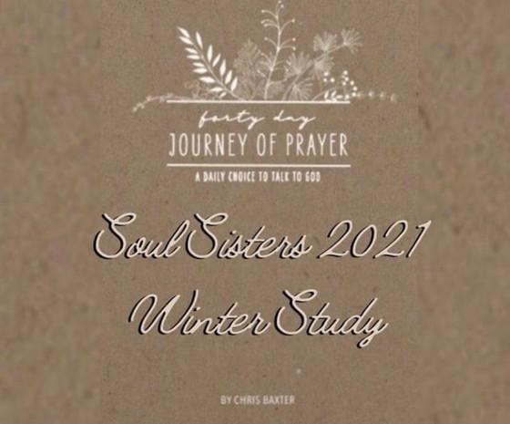 Journey of Prayer - Day 39