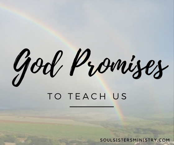Forty Days of Promises: the Holy Spirit teaches