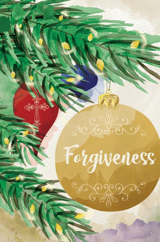 Jesus Came to Give Forgiveness