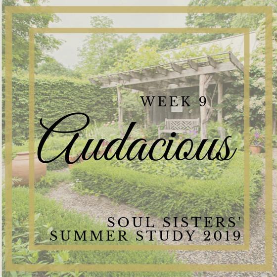 Audacious -- Week 9