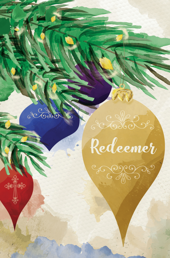 Celebrating Who Jesus is and Why HE Came - Jesus is The Redeemer