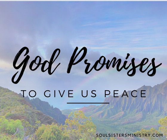 Forty Days of Promises: Peace