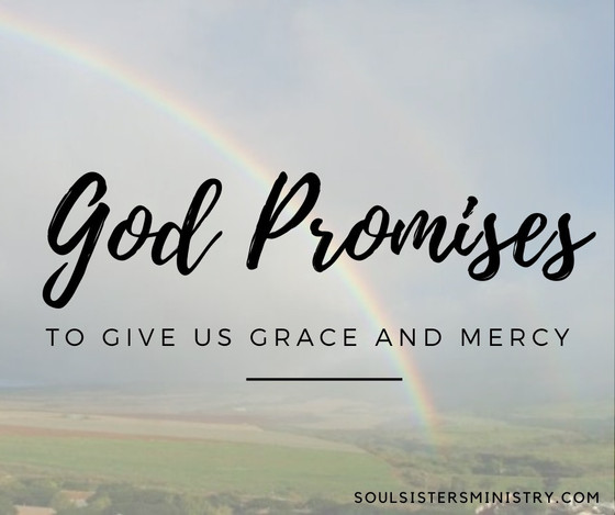 Forty Days of Promises: Grace and Mercy