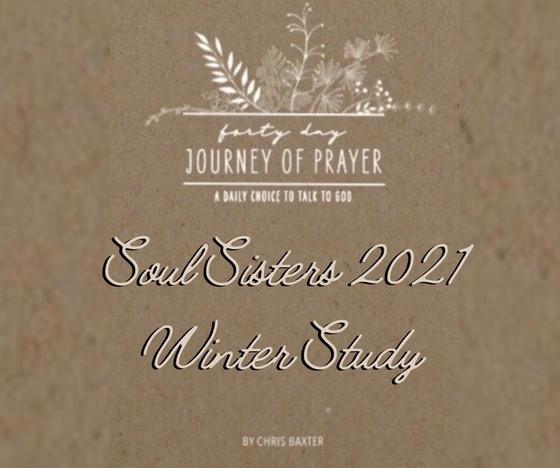 Journey of Prayer - Day 40