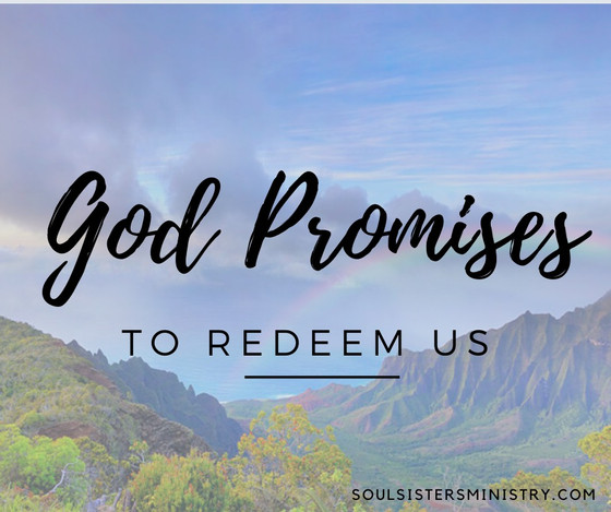 Forty Days of Promises: Redemption
