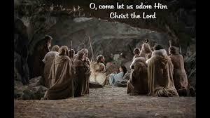 Songs for our Savior: O Come All Ye Faithful
