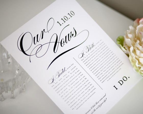 Picture Scripture: Week 7 - Bride (His Vows)