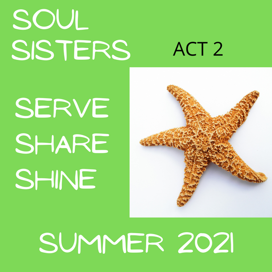 Serve, Share & Shine - Act 2