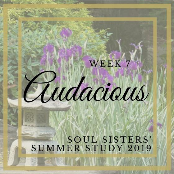 Audacious -- Week 7