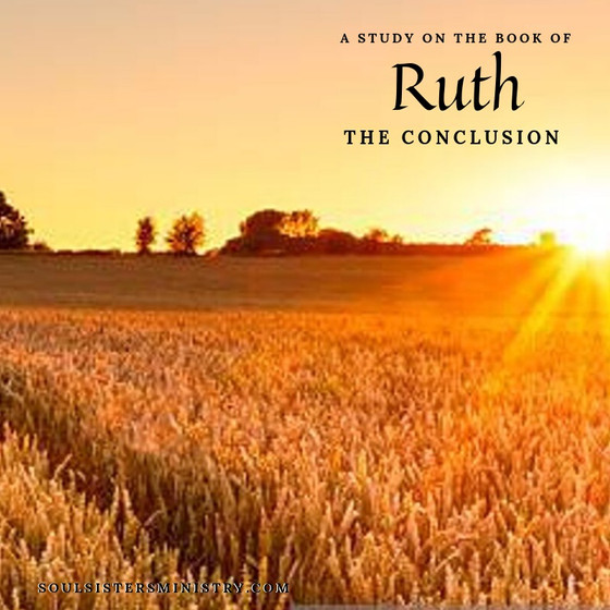 Gleaning from the Book of Ruth