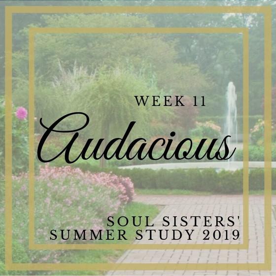 Audacious -- Week 11