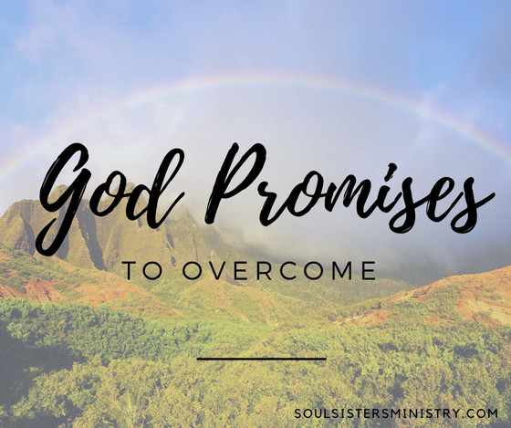Forty Days of Promises -- Overcome