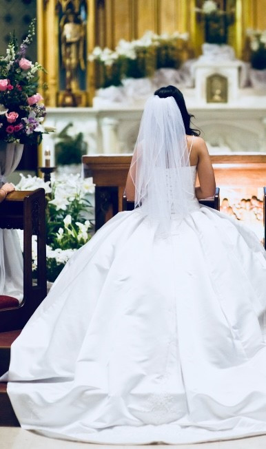 Picture Scripture -- Bride (our response, now and later)