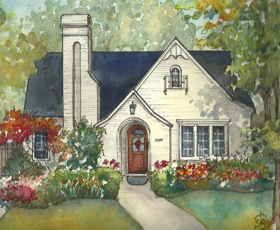 Picture Scripture Week 3 House (Cornerstone to Completion)