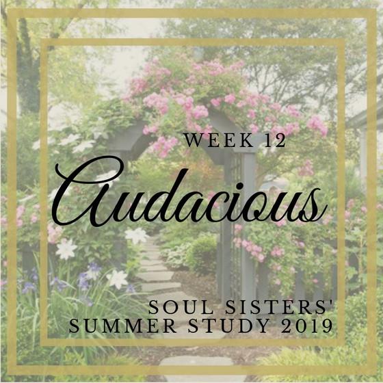Audacious -- Week 12