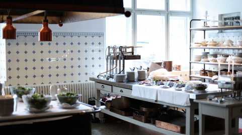 Historic Kitchen Kurhaus
