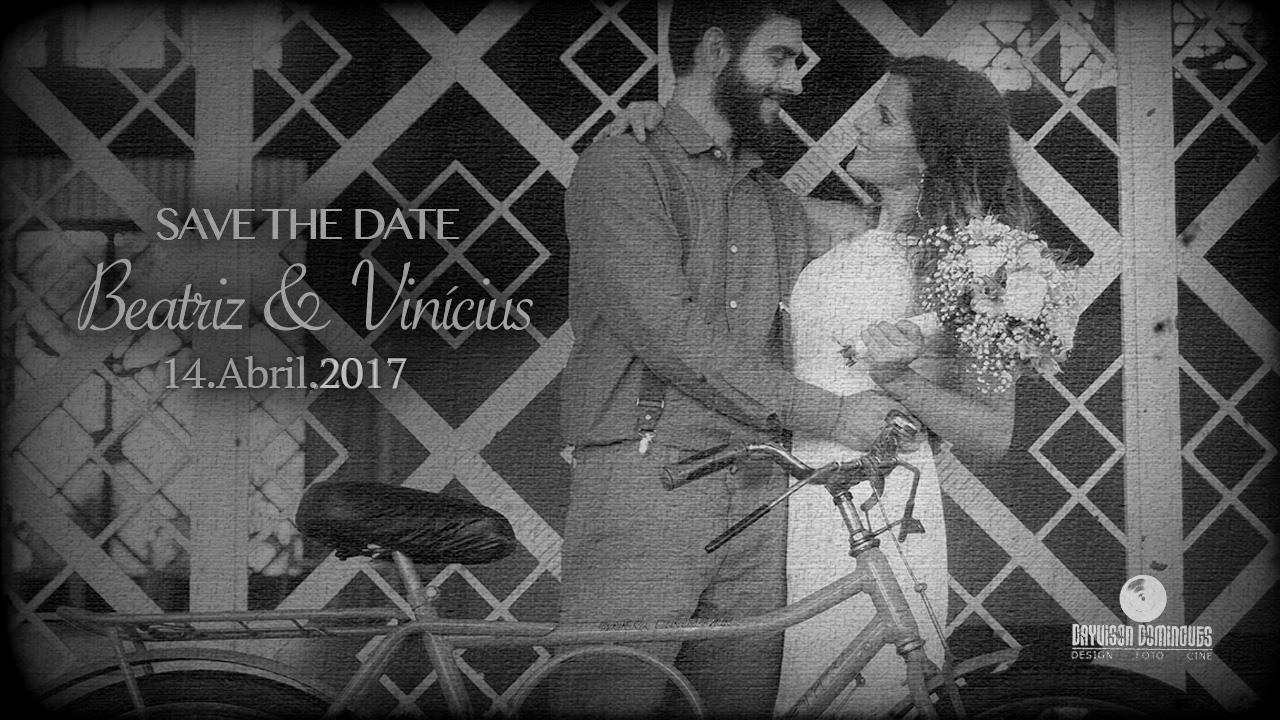 Save the Date - Beatriz & Vinícius