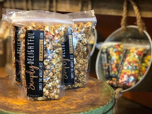 Caramel Pecan Corn 8 oz