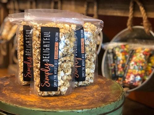 Caramel Peanut Corn 8 oz