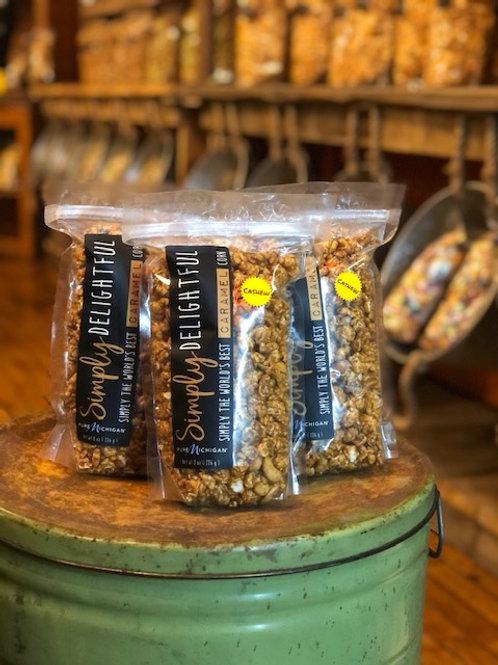 Caramel Cashew Corn 8oz